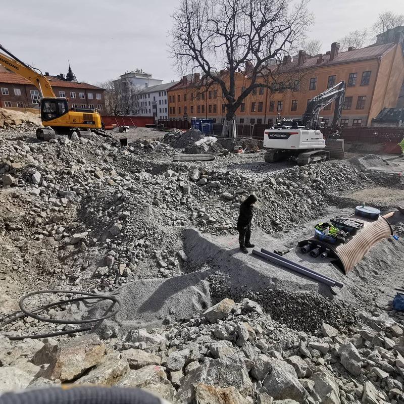 Rörmokare på Södermalm